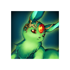 Carbuncle's portrait (★1).