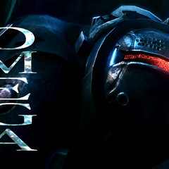 Omega introduction screen.