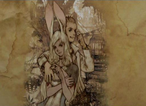 File:Fran and Balthier (artwork).jpg
