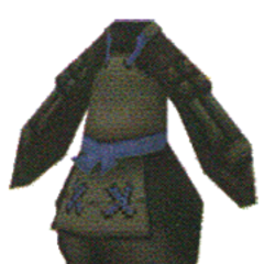 Shinobi Garb in <i>Final Fantasy: The 4 Heroes of Light</i>.