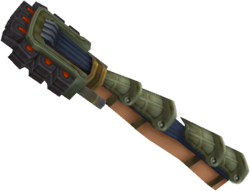 FFX Weapon - Claw 3