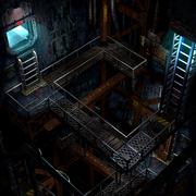 Midgar underground2