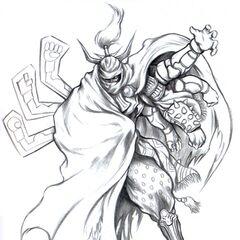 Gilgamesh.