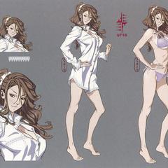 Emina Hanaharu.