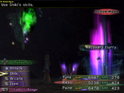 FFX-2 Recovery Flurry