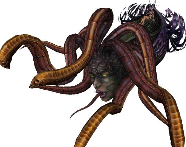 Yunalesca (Boss)   Wiki Final Fantasy   FANDOM powered by ...