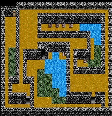 File:FF II NES - Mysidian Cave Fifth Floor.jpg