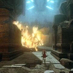 The Bresha Ruins.