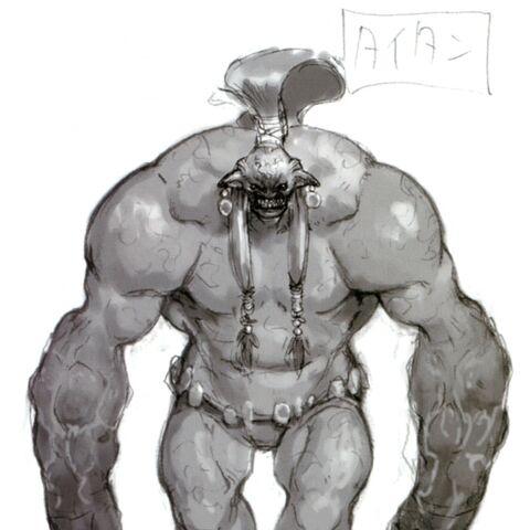 Titan concept art.