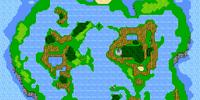 List of Final Fantasy III locations