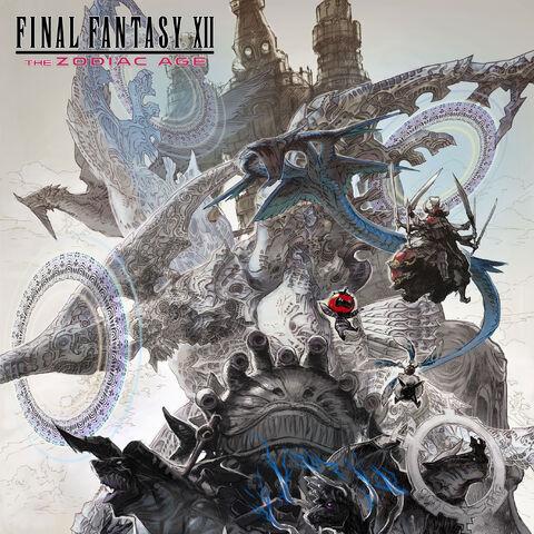 <i>Final Fantasy XII: The Zodiac Age</i> promotional artwork.