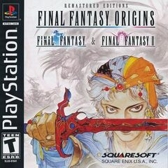 <i>Final Fantasy Origins</i><br />Sony PlayStation<br />North America, 2003