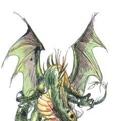 Dragon (full-colored).