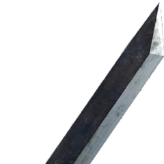 Cloud's Buster Sword.