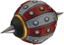 FFX Weapon - Blitzball 3