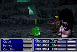 FFVII Everyone's Grudge