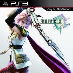 <i>Final Fantasy XIII</i><br />PlayStation 3<br />Asian (Chinese); May 27, 2010