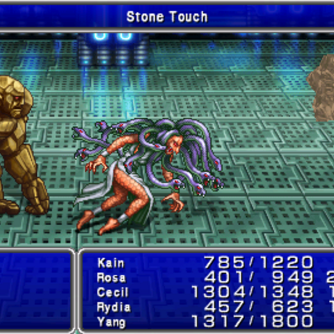 Stone Touch (PSP).