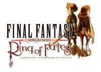 Final Fantasy Crystal Chronicles: Ring of Fates.