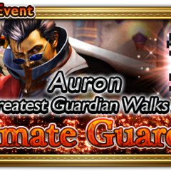 Ultimate Guardian's global event banner.