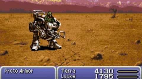 Final Fantasy VI - Jump Glitches