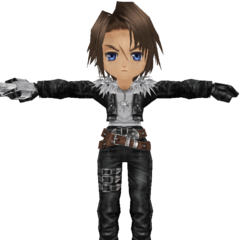 Squall render.