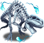 FFBE Bone Dragon Sprite