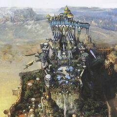 Nalbina Fortress.