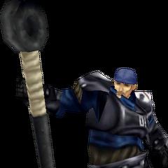 Battle model.