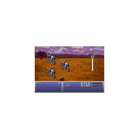 <i>Final Fantasy VI</i> (GBA).