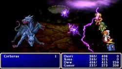 FFI PSP Thunderbolt