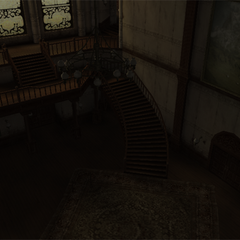 Entrance in <i>Crisis Core -Final Fantasy VII-</i>.