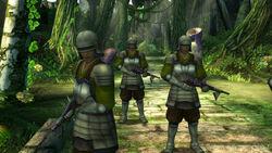 Warrior Monks FFX-2