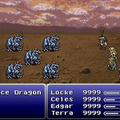 Ice Dragon x5