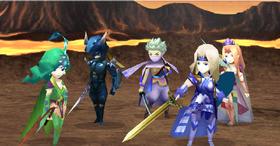 Underworld Battle IVDS