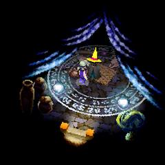 Magic shop.