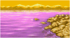 FFI Background Purple River