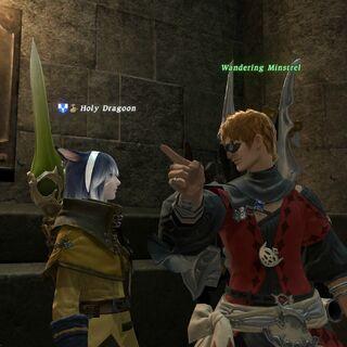 Wandering Minstrel Final Fantasy Wiki Fandom Powered