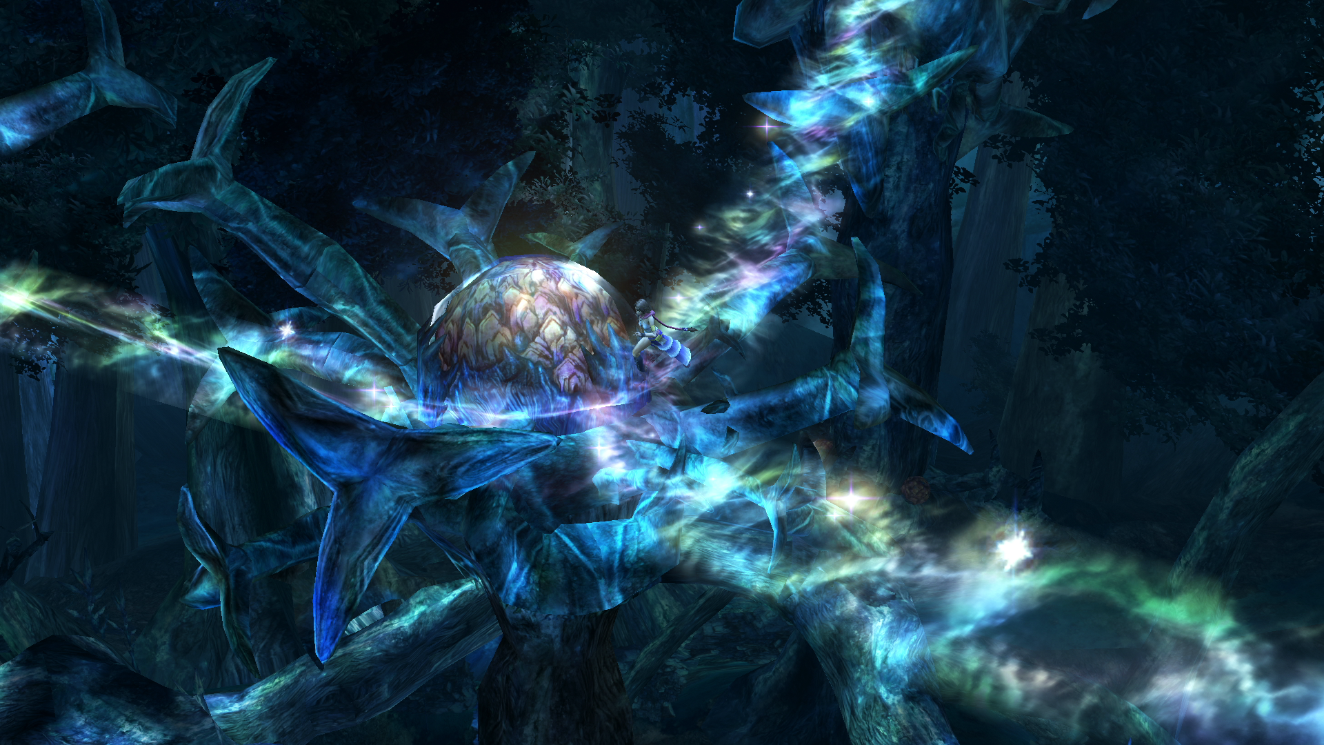 Image Macalania Woods Lights Png Final Fantasy Wiki