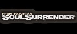 Soul Surrender logo.