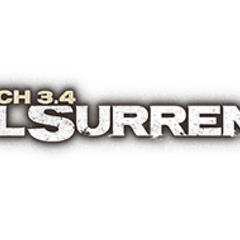 <i>Soul Surrender</i> (3.4) logo.