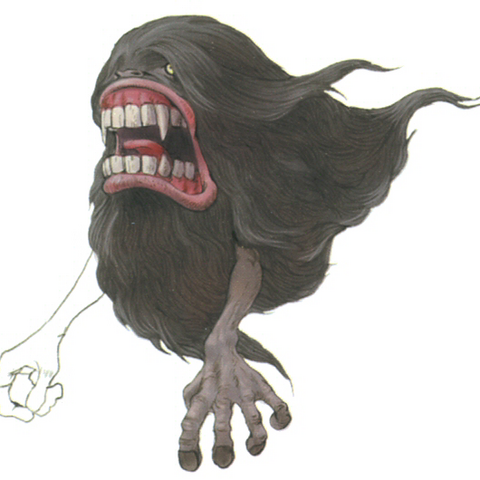 Artwork from <i>The Art of Final Fantasy IX</i> book.