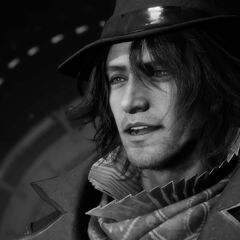 Ardyn Izunia, as he appears in the TGS 2016 trailer for <i>Final Fantasy XV</i>.