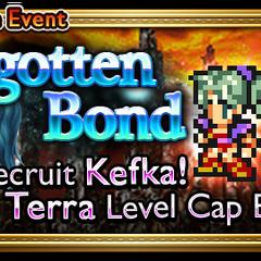 Global event banner for Forgotten Bond.