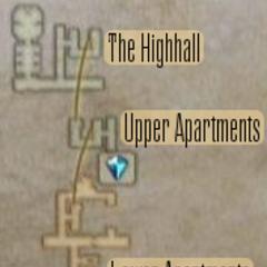Nalbina Fortress Map.
