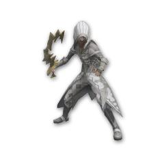 Fanatic, a Children of Etro member fought in battle.