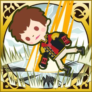 <i>Final Fantasy Airborne Brigade</i> (SR Legend).