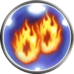 Doublecast Fire in <i><a href=