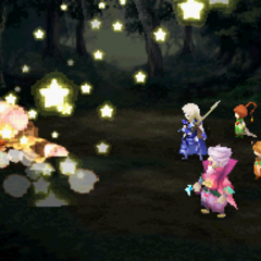 Comet <i>Final Fantasy IV</i> (DS).