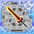 FFAB Enhance Sword FFVII SSR+